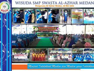 Wisuda SMP Al-Azhar 2016 2